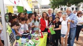 La Feria de Emprendimiento en Córdoba acerca el mundo de la empresa al aula