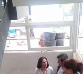 La Junta mejora las zonas comunes de 14 viviendas en La Viñuela en Córdoba capital