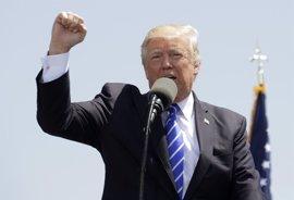 """Trump asegura que es el político """"peor tratado"""" de la historia de Estados Unidos"""