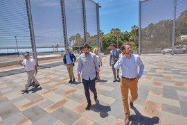 El Cabildo de Tenerife finaliza los trabajos de canalización del Barranco del Cercado