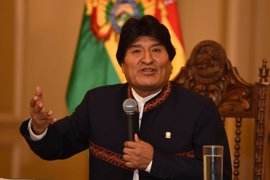 """Morales reprocha a Almagro que hable sobre Venezuela y """"se quede callado"""" por la violencia en México"""