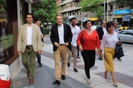 """Zapatero niega que el """"aparato"""" pueda influir decisivamente a favor de Susana Díaz"""