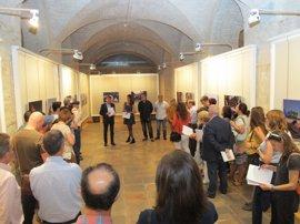 Las Salas de Exposiciones del Palacio Provincial acogen hasta el 11 de junio la muestra 'Proyecto Nómadas'
