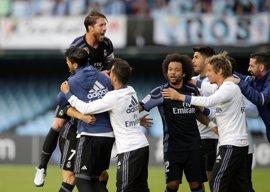 El Real Madrid echa el lazo a la Liga