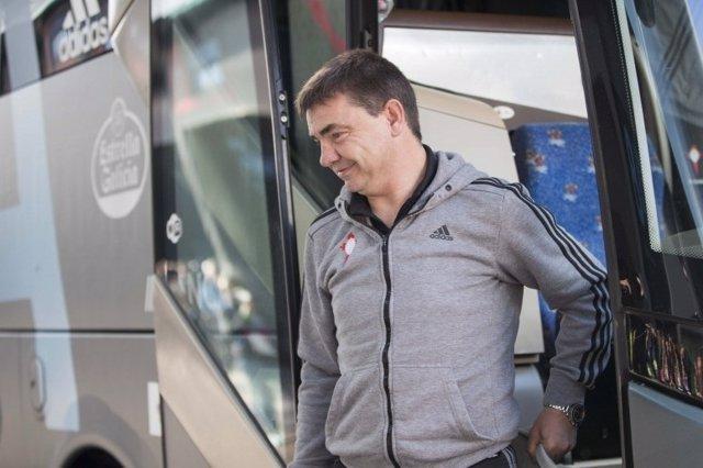 El Segundo Entrenador Del Celta, Ernesto Marcucci