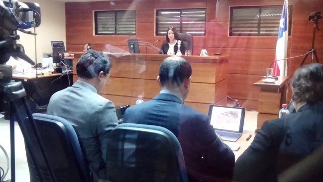 Funcionarios bolivianos detenidos por Chile