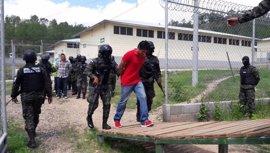 El presidente de Honduras anuncia el traslado de otros 31 presos a la prisión de máxima seguridad Pozo II