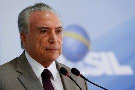 La oposición de Brasil presenta una solicitud para someter a Temer a un 'impeachment'