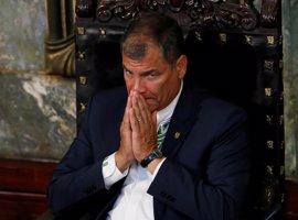 Correa defiende la celebración de elecciones como posible vía para resolver la crisis venezolana