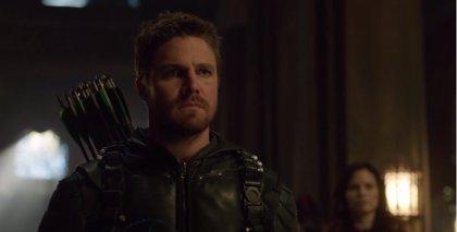 VÍDEO: Team Arrow vs Team Prometheus en el épico avance del final de la 5ª temporada