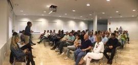 """Jeroni Salom: """"Nuestro proyecto es la de la ilusión en la política y en las cosas bien hechas"""""""