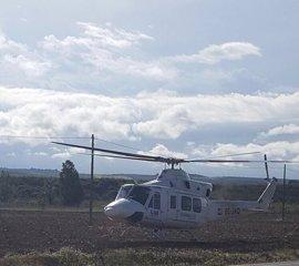 Herido con pronóstico reservado un joven de 29 años en un accidente de tráfico en Talamanca de Jarama