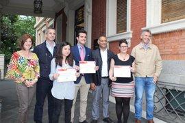 El Colegio de Médicos entrega los premios del IV Certamen de Casos Clínicos para Médicos Internos Residentes