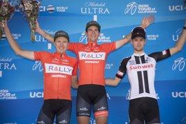 El estadounidense Huffman se impone en la cuarta etapa del Tour de California
