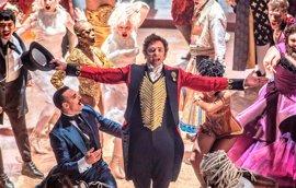 Primeras imágenes de Hugh Jackman en el musical 'The Greatest Showman'
