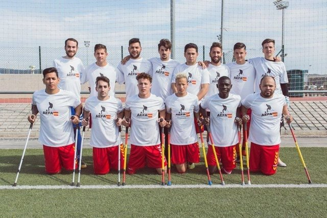 Asociación Española de Fútbol para Amputados