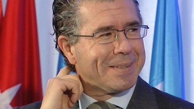Granados saldrá de prisión si paga 400.000 euros