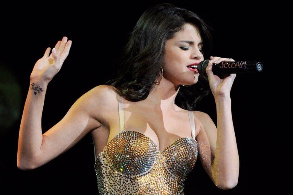 Selena Gómez/Getty, imagen de archivo