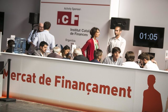 Mercado de financiación en Bizbarcelona