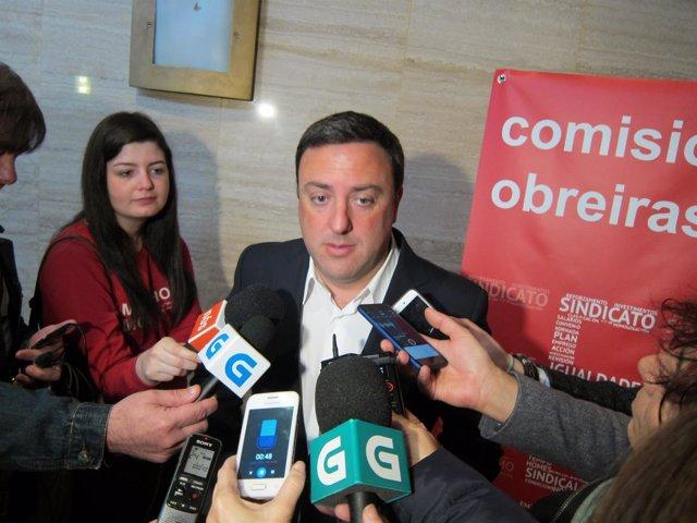 El presidente de la Diputación de A Coruña, Valentín González Formoso
