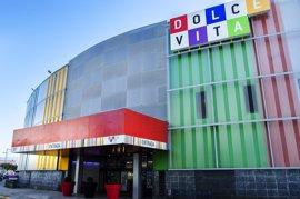 El Centro Comercial Dolce Vita Odeón estrena el parque infantil 'Brincamar'