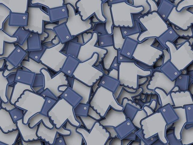 Facebook me gusta / no me gusta