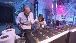 Rakel gana Top Chef 4 con su gastronomía mediterránea