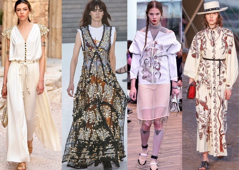 Así han sido los desfiles crucero de Chanel, Luis Vuitton, Prada y Dior