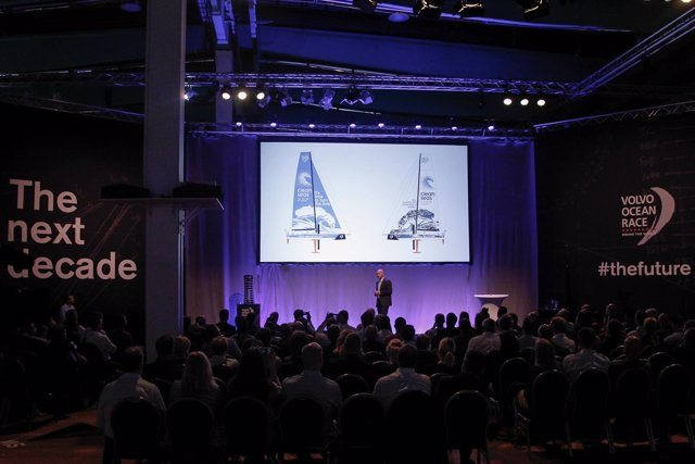 Mark Turner desvela las novedades para el futuro de la Volvo Ocean Race