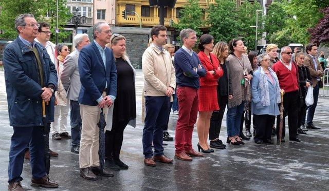 Concentración en Santander por la última víctima de violencia de género
