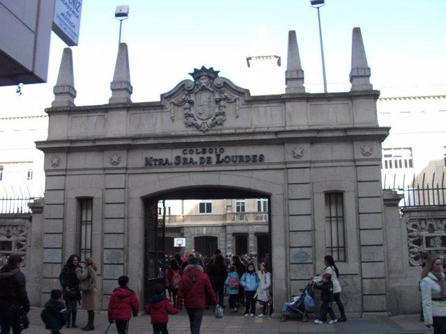 Colegio Lourdes de Valladolid