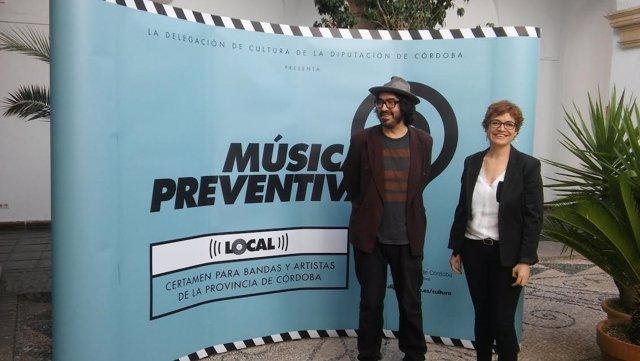 Ruz y Vacas presentan la segunda edición de 'Música Preventiva'