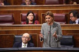 Podemos pide la comparecencia de Cospedal en el Senado por el entierro del golpista Sanjurjo en un panteón militar