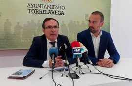 El compromiso de Fomento es iniciar las obras del soterramiento de Torrelavega en 2019, según PSOE-PRC