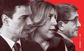 Más de 17.000 socialistas valencianos, llamados a votar el domingo en las primarias del PSOE