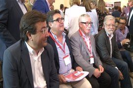 Julián Carretero apela en su despedida a la cohesión de CCOO Extremadura