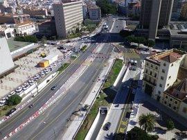 """De la Torre confía en se cumpla """"esta vez"""" la licitación del tramoRenfe-Guadalmedina del metro de Málaga"""