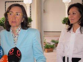 Rosa Aguilar avisa, sobre el informe de la Plataforma de la Mezquita, que hará cumplir la Ley de Patrimonio