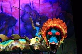 Tres exposiciones completan la programación de la 37ª Feria Internacional del Títere de Sevilla