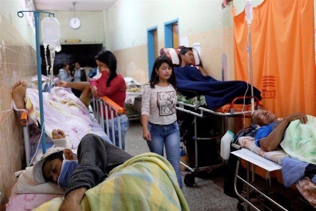 Paro medicos bolivia