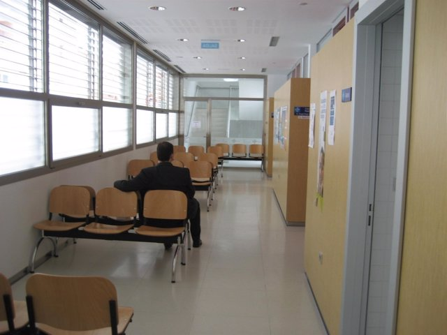 Sala De Espera En Ambulatorio
