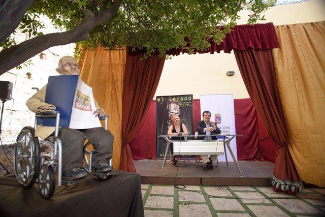 Axioma Teatro cumple 45 años llevando la magia del teatro por la provincia.