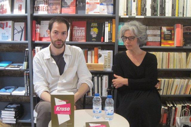Joan Ferrarons y Maria Bohigas (Club Editor)