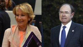 El exgerente del PP de Madrid situó a Aguirre y Pío Escudero entre los pocos autorizados en la cuenta de donaciones