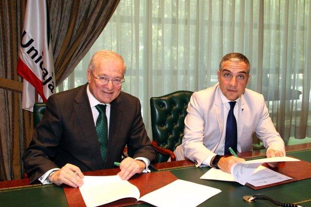 Acuerdo entre Azuaga (Unicaja) y Bendodo (Diputación) para Sabor a Málaga