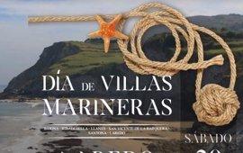 Laredo acoge el III Día de Villas Marineras