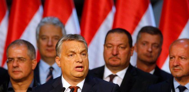 El primer ministro húngaro, Viktor Orbán