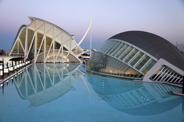 Valencia líder en servicios