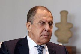 """Lavrov no ve """"ningún secreto"""" en los temas tratados con Trump"""