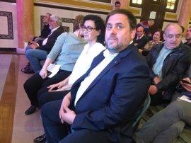 ERC empezará este viernes su campaña a favor del 'sí' en el referéndum